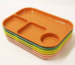 plastic food trays